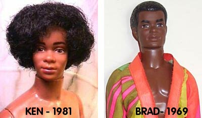 black ken barbie Top 10 Most Famous Barbie Dolls in History