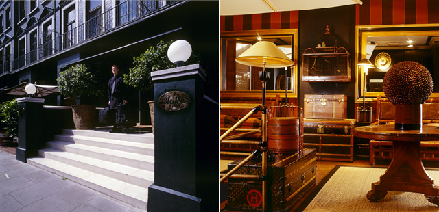 blakes hotel london Top 10 Luxury Hotels in London