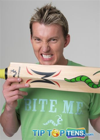 brett lee Top 10 Highest Paid Cricketers