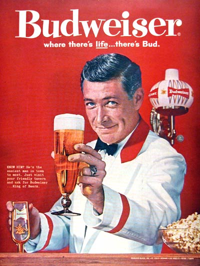 budweiser Top 10 Most Popular Beer Brands