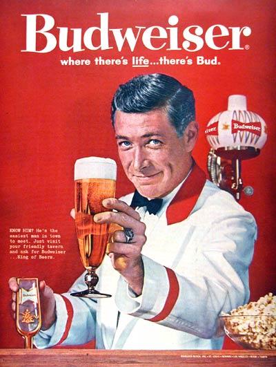 budweiser Top 10 Most Popular Beer Brands