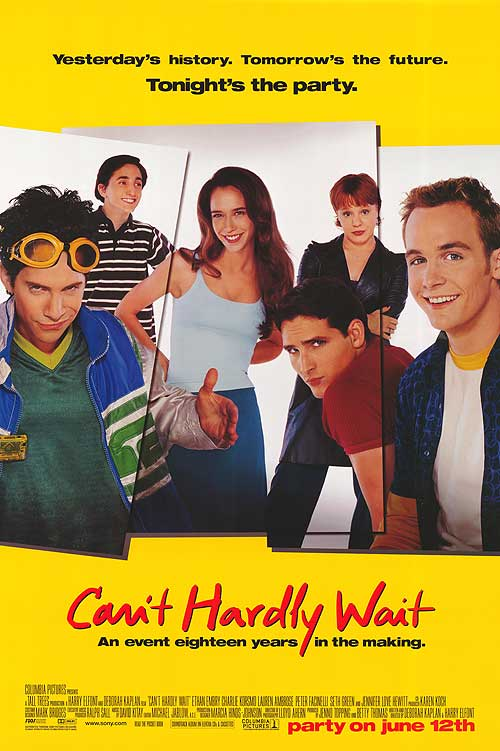 cant hardly wait Top 10 Best High School Movies