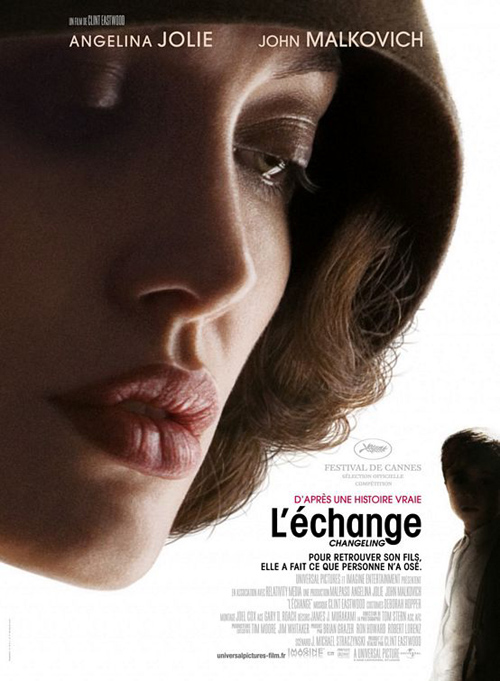 changeling movie Top 10 Best Movies by Angelina Jolie