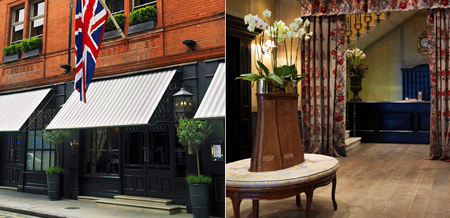 covent garden hotel london Top 10 Luxury Hotels in London