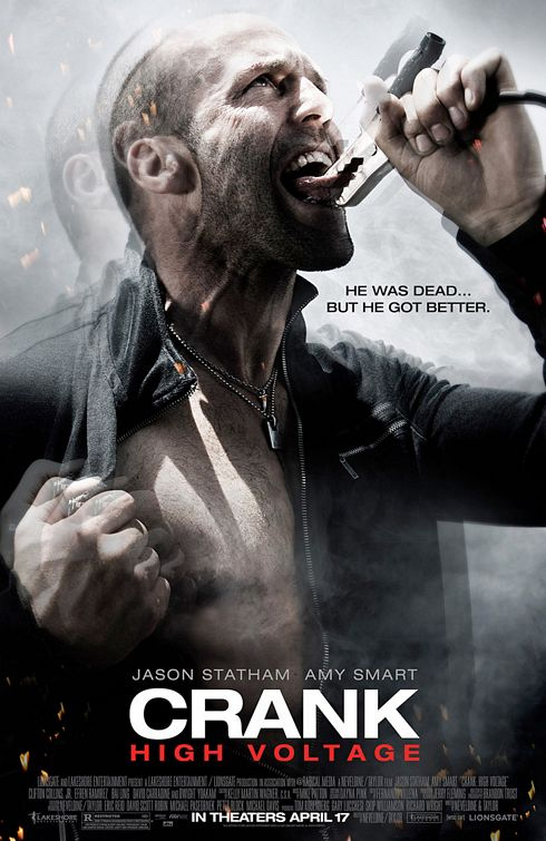 crank 2 poster Top 10 Worst Movie's Sequels