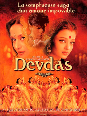 devdas Top 10 Most Expensive Bollywood Movies