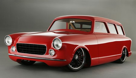 ferrambo 10 Popular Hot Rod Custom Cars