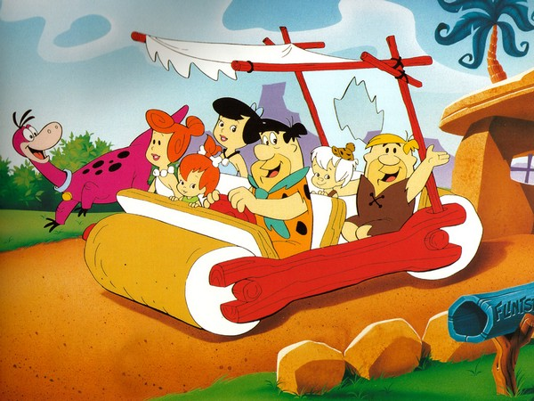 flintstones Top 10 Best Cartoon Series of All Time