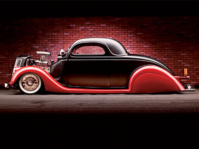 ford coupe 10 Popular Hot Rod Custom Cars