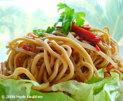 fried noodles Top 10 Most Popular Food Items