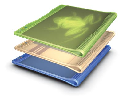 gelfrog concept 2 Top 10 Futuristic Concept Laptops