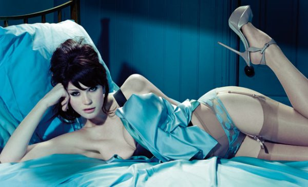 gemma arterton Top 10 Sexiest Young British Actresses