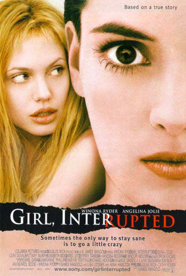 girl interrupted Movie Top 10 Best Movies by Angelina Jolie