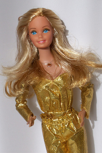 golden dreams barbie Top 10 Most Famous Barbie Dolls in History
