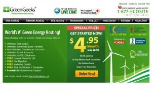 greengeeks 300x191 Top 10 Best Web Hosting Companies in 2011
