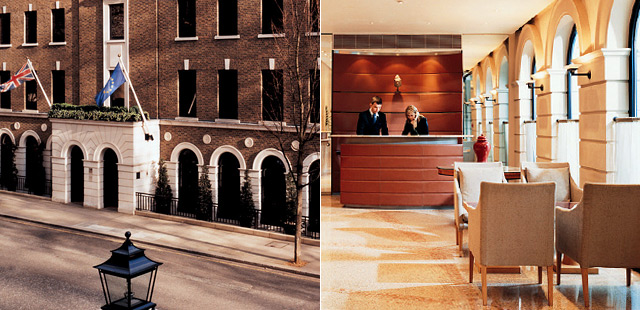 halkin hotel london Top 10 Luxury Hotels in London
