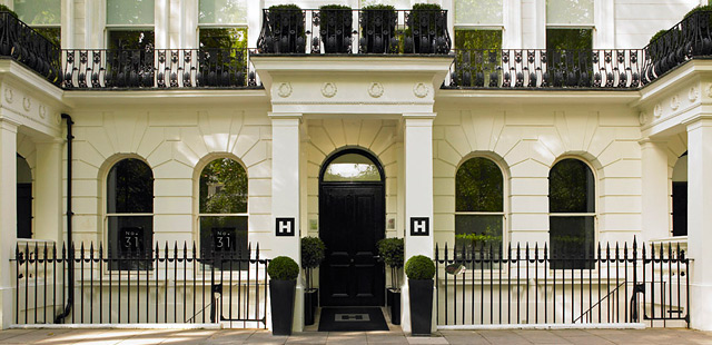 hempel hotel london Top 10 Luxury Hotels in London