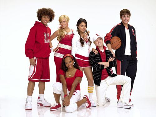 high school musical Top 10 Best High School Movies