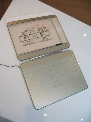 hp laptop concept 1 Top 10 Futuristic Concept Laptops