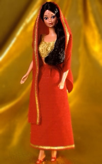 indian barbie Top 10 Most Famous Barbie Dolls in History