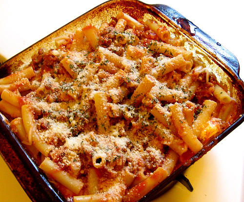 italian Baked Ziti Top 10 Most Popular Italian Food in the World