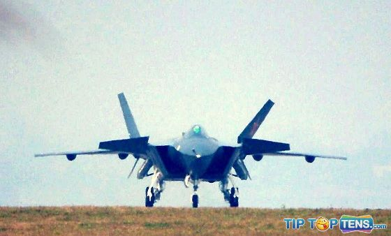 j 20 blackeagle Top 10 Best Fifth Generation Fighter Aircraft Projects