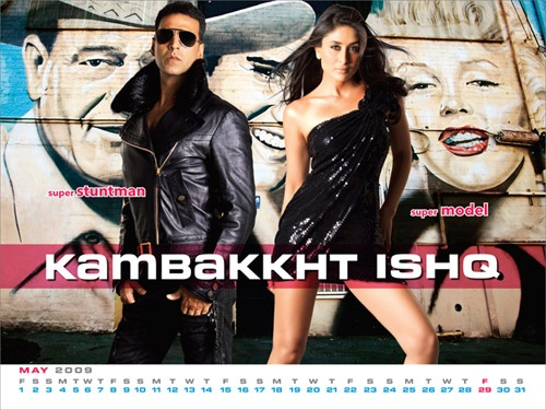 kambakht ishq Top 10 Most Expensive Bollywood Movies
