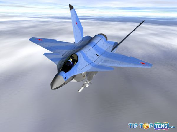 mikoyan lmfs Top 10 Best Fifth Generation Fighter Aircraft Projects