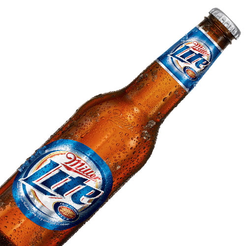 miller lite Top 10 Most Popular Beer Brands