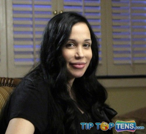 nadya suleman 10 Famous Celebrities Who Used To Be a Stripper