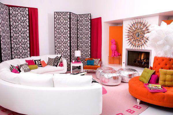party living room design 10 Cool Living Room Design Ideas