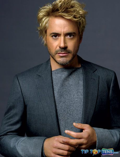 robert downey jr Top 10 Richest Male Actors in The World  2011