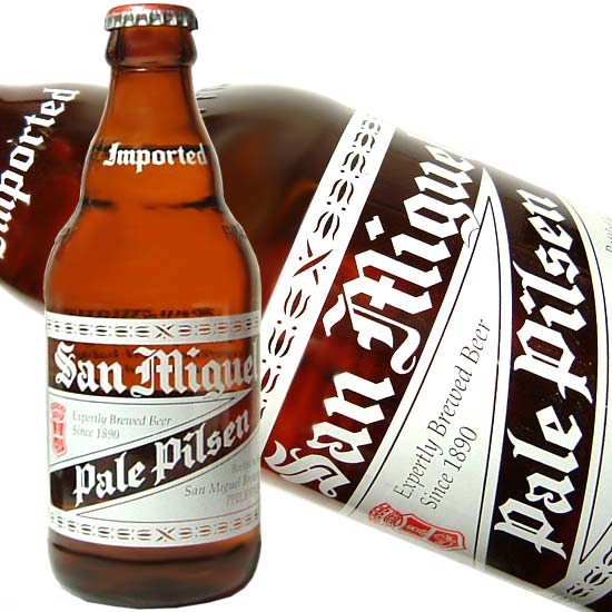 san miguel pale pilsen Top 10 Most Popular Beer Brands