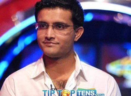 saurav ganguly Top 10 Highest Paid Cricketers