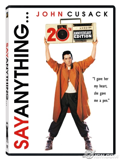 say anything again Top 10 Best High School Movies