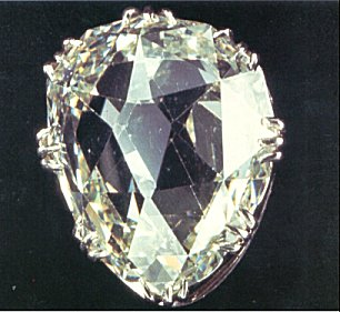 the sancy Diamond Top 10 Most Expensive Diamonds in The World