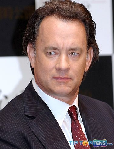 tom hanks Top 10 Richest Male Actors in The World  2011