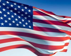 united states flag 640 300x239 Top 10 Most Populated Countries in 2011