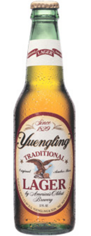 yuengling1 Top 10 Most Popular Beer Brands