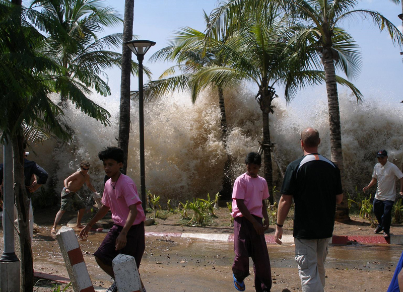 2004 Indian Ocean Tsunami 10 Worst Natural Disasters of 21st Century