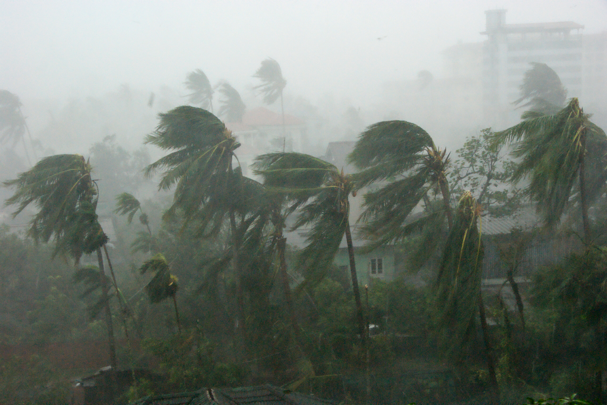 2008 Cyclone Nargis 10 Worst Natural Disasters of 21st Century