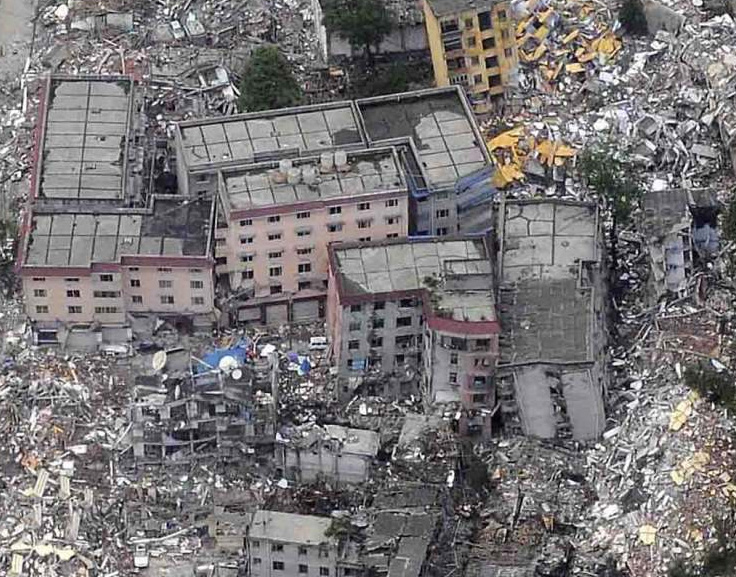 2008 Sichuan earthquake 10 Worst Natural Disasters of 21st Century