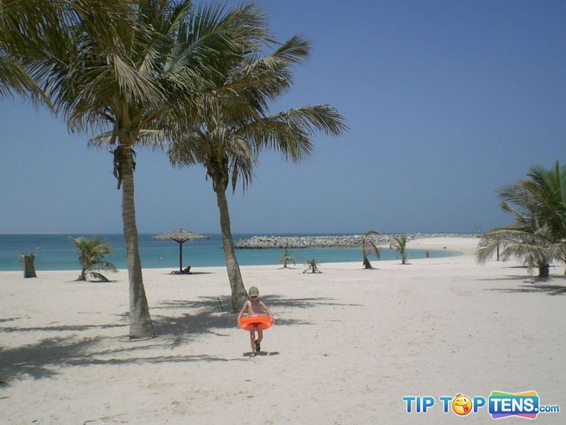 Al Mamzar Beach Park Top 10 Arab Places to Visit When You Go to Dubai