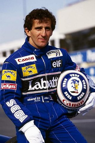 Alain Prost Top 10 Best F1 Racing Drivers Ever  Formula One