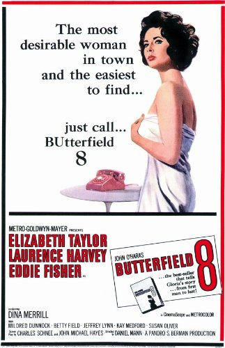 Butterfield 8 10 Best Elizabeth Taylor Movies Ever