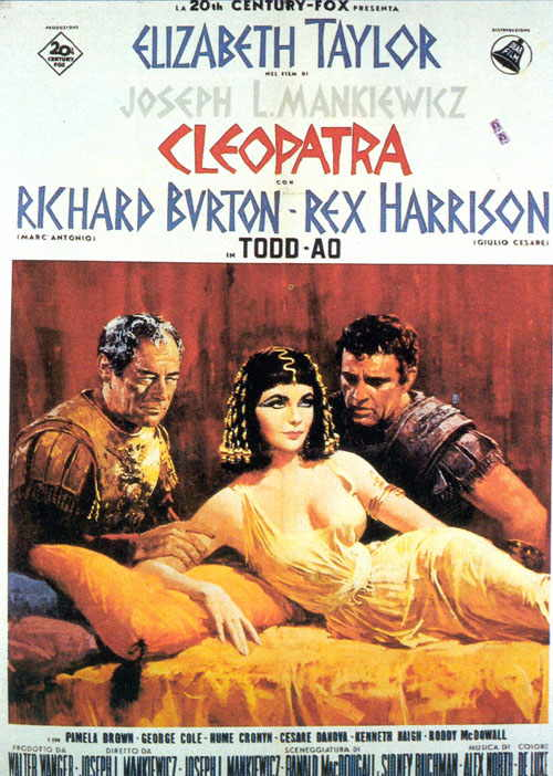 Cleopatra 10 Best Elizabeth Taylor Movies Ever