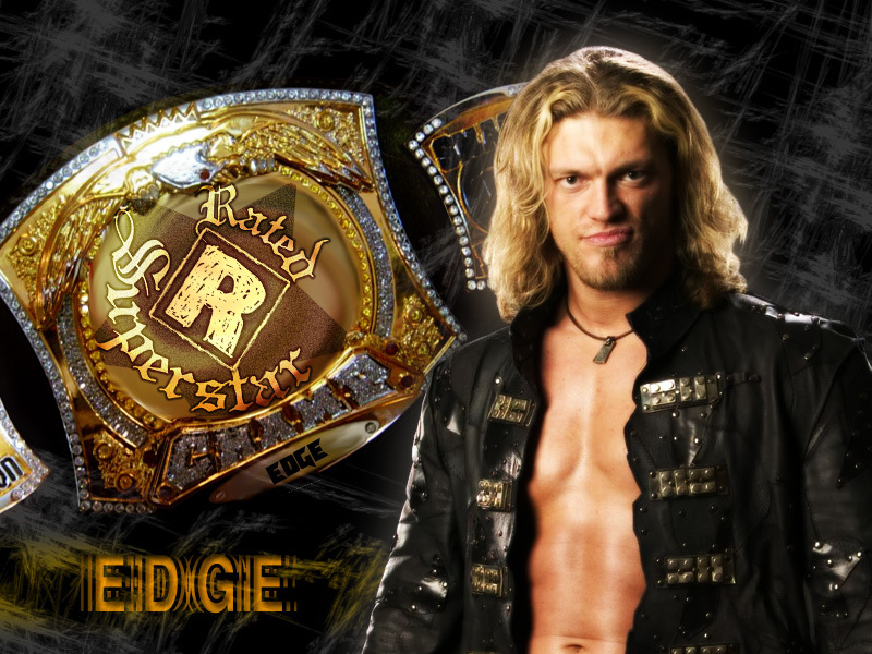 Edge wwe Top 10 of the Best Wrestlers of WWE In 2011