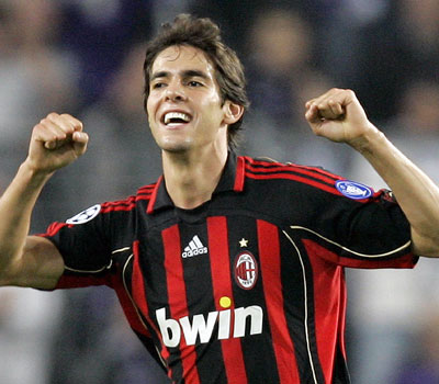 Top 10 Best Soccer Players In The World Kaka