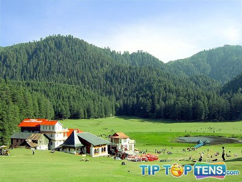 Khajjiar Top 10 Places To Visit in INDIA