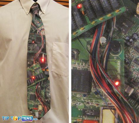 LED Tie 10 Most Funny and Strangest Neckties